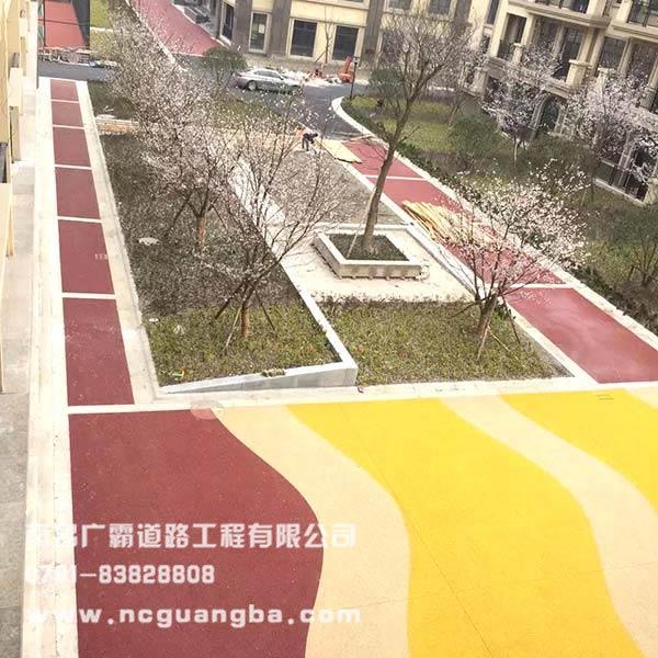 丁橋中學秀水景觀工程
